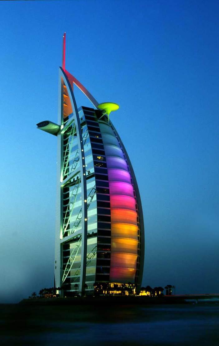 "Featured image for ""Burj al Arab Facade Lighting"""