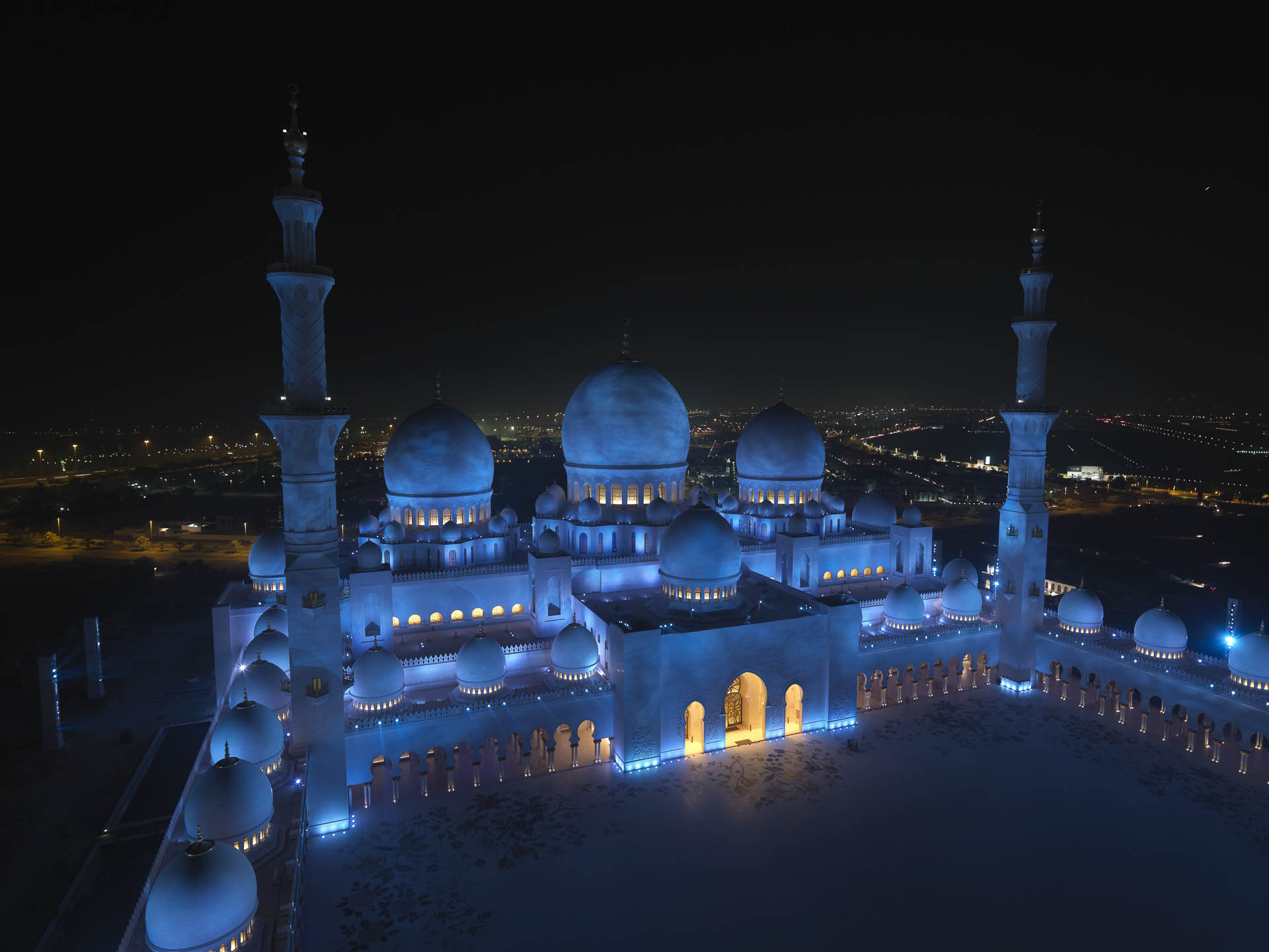 """Featured image for """"Sheikh Zayed Grand Mosque"""""""